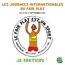 Jounees internationales du Fair Play 2016