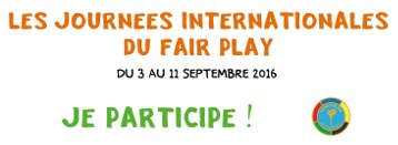 Jours Internationales du Fair Play 2016.